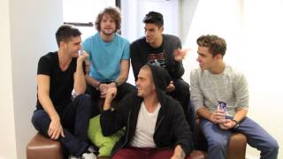 Download The Wanted play Most likely to... Video