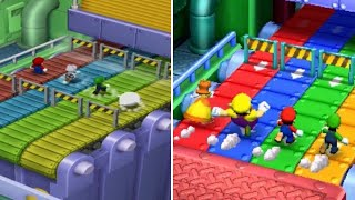 Download Minigame Comparison - Mario Party 7 (GC) Vs. Mario Party: The Top 100 Video