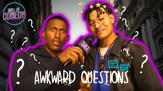 Download Asking Awkward Questions | In Oxford Circus With Yung Filly | NIGHT EDITION Video