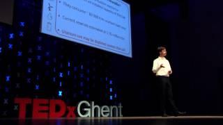 Download Oil Depletion – Fuel for Thought | Filip Van Den Abeele | TEDxGhent Video