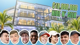 Download HIDE AND SEEK IN $10 MILLION MANSION w/ FaZe Clan Video