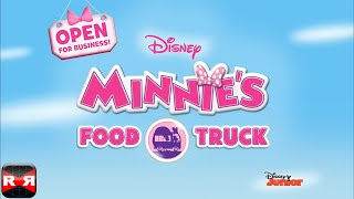 Download Minnie's Food Truck (by Disney) - iOS - iPhone/iPad/iPod Touch Gameplay Video