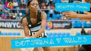 Download Botswana v Wales   #NWYC2017 Video