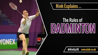 Download The Rules of Badminton - EXPLAINED! Video