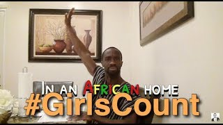 Download In An African Home: #GirlsCount Video