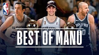 Download Best of Manu Ginobili With The San Antonio Spurs Video