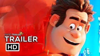 Download WRECK-IT RALPH 2 Official Trailer (2018) Ralph Breaks The Internet, Disney Animated Movie HD Video