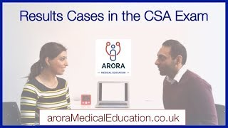 Download How to handle RESULTS CASES in the CSA Exam Video