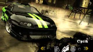 Download Need For Speed MostWanted Toyota Supra Tuning + TEST Video