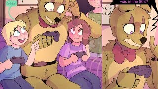 Download Springtrap and Deliah Part 6【 FNAF Comic Dub - Five Nights at Freddy's 】 Video