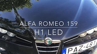 Download Alfa Romeo 159 H1 LED (High Beam) Video