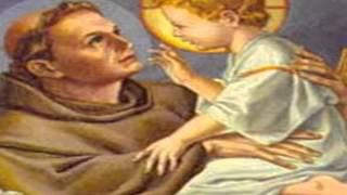 Download Saint-Antoine de padoue prière pour retrouver les objets perdus. Video