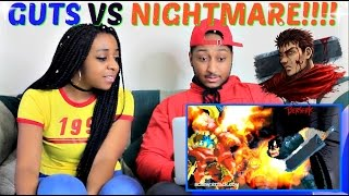 Download ScrewAttack! ″Guts VS Nightmare″ DEATH BATTLE REACTION!!!! Video
