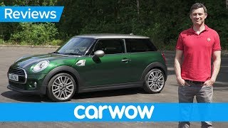 Download MINI Hatchback 2018 review | Mat Watson Reviews Video