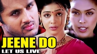 Download Jeene Do - Let Us Live | Full Movie | Raam | Nitin | Genelia D'Souza | Hindi Dubbed Movie Video