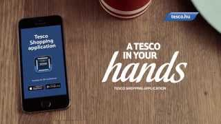 Download Tesco Shopping App– Launch Commercial Video