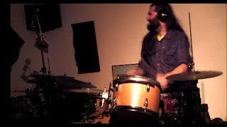 Download Wake 'N Break No. 1322 - Swung Tom Groove w/ Splashed Hats| Andrew McAuley (KindBeats) Video