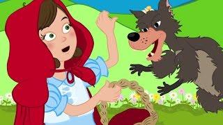 Download Cappuccetto Rosso storie per bambini - Cartoni Animati - Fiabe e Favole per Bambini Video
