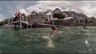 Download Mainframe 360° Cam Lost & Found in Lake Zug, Switzerland Video