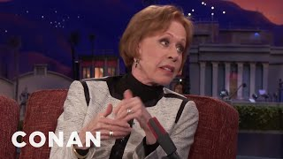 Download Carol Burnett: Political Comedy Wasn't My Bag - CONAN on TBS Video