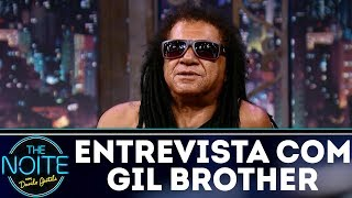 Download Entrevista com Gil Brother Away | The Noite (05/12/17) Video