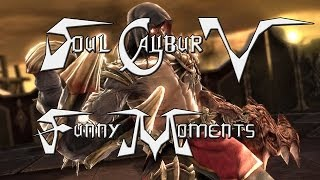 Download Soul Calibur V Funny Moments! Ridiculous dodges, ring outs, and more! Video