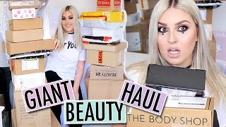 Download Unboxing Over 36 Packages! ♡ HUGE Beauty & Fashion Haul! Video