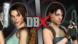 Download Lara Croft VS Jill Valentine (Tomb Raider VS Resident Evil) | DBX Video