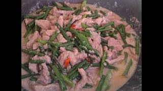 Download Bicol Express with Sitaw Video