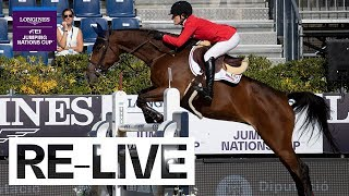 Download RE-LIVE | Longines FEI Jumping Nations Cup™ | Barcelona Final | 1st Round Video