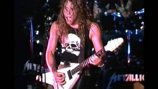 Download Metallica Seek And Destroy Live at The Metro 1983 Video