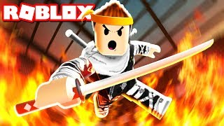 Download NINJA TRAINING OBBY IN ROBLOX Video