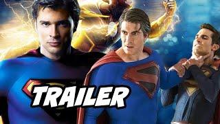 Download Crisis On Infinite Earths Official Trailer - Batman, Superman, The Flash Breakdown Video