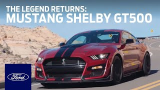 Download The All-New 2020 Ford Mustang Shelby® GT500®: The Legend Returns | Mustang | Ford Video