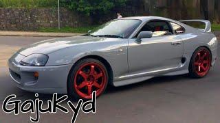 Download GajuKyd Garage Toyota Supra Tuning! Video