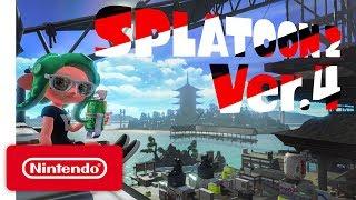 Download Splatoon 2 Ver. 4 - Nintendo Switch Video