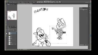 Download Alex Hirsch drawing ″Dipper meets Morty″ Part 1 with ″All star″ as Grunkle Stan and Soos) Video