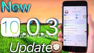 Download iOS 10.0.3 Jailbreak STATUS! iPhone 7 Features & Changes (iOS 10) Video