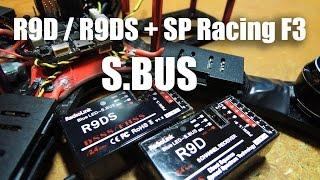 Download Подключаем к SP Racing F3 приёмник Radiolink по S.BUS Video