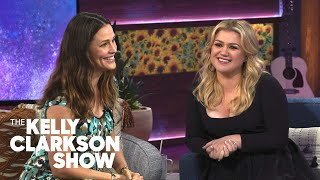 Download Jennifer Garner and Kelly Get Scarily Competitive | The Kelly Clarkson Show Video
