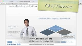 Download United Nations Jobs Guide - Competency Based Interviews Video