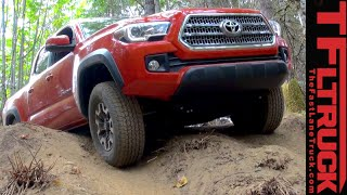 Download 2016 Toyota Tacoma Off-Road: Articulation and Crawl Control Demo Video