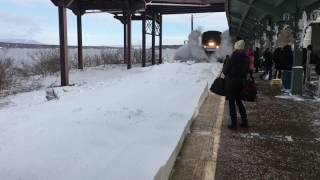 Download Amtrak Snow-mo Collision Video