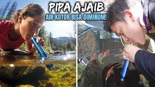Download AIR KOTOR SEKALI SEDOT JADI BERSIH DENGAN PIPA AJAIB INI! ″KEREN ABIS″ Video