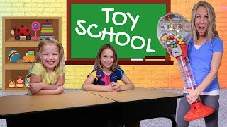 Download FAKE Toy School ~ Crazy Candy Day + PRANK Toys R Us Worker Video