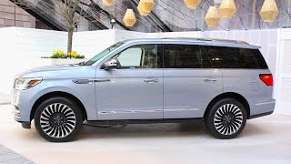 Download 2018 Lincoln Navigator - FIRST LOOK Video