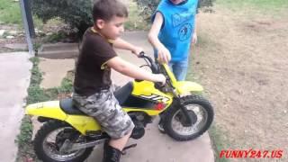 Download Mini motorcycle racing kids Video