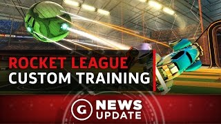 Download Rocket League Improves Your Skills With New Training Mode - GS News Update Video