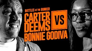 Download KOTD - Rap Battle - Carter Deems vs Bonnie Godiva | #BATB3 Video