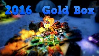 Download 2016 Gold Boxes and Happy New Year Map! Video